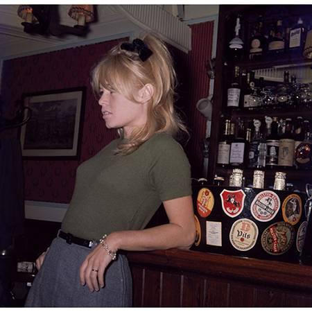 Brigitte Bardot Credit: Ray Bellisario/ Dadiani Fine Art Lionk back: http://www.dadianifineart.com/