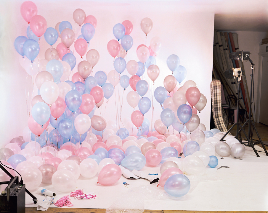 Balloons set from Empty porn set series