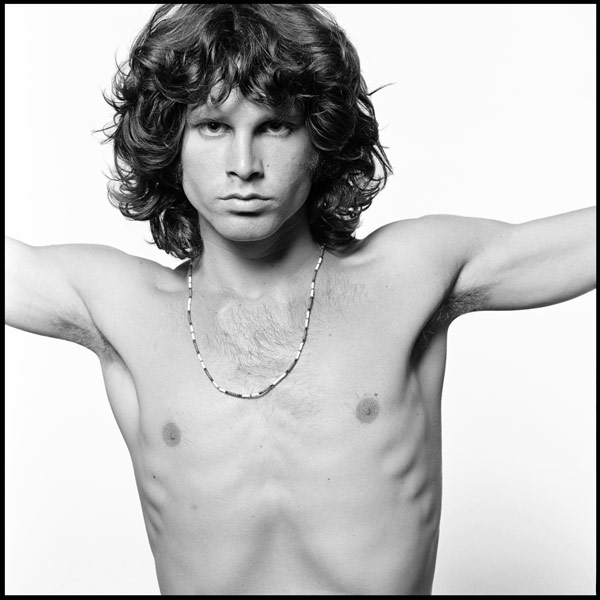 """Jim Morrison, the Young Lion,"" by Joel Brodksy, 1967"