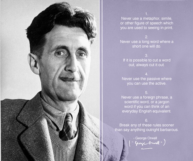 Orwell-tips