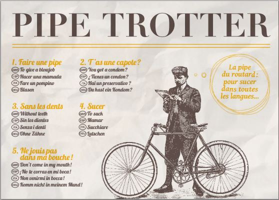 Pipe-Trotter