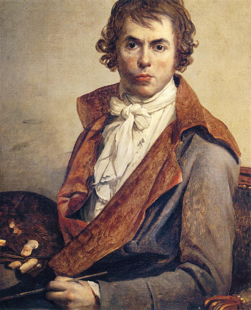 Self-portrait_by_Jacques-Louis_David_(detail)