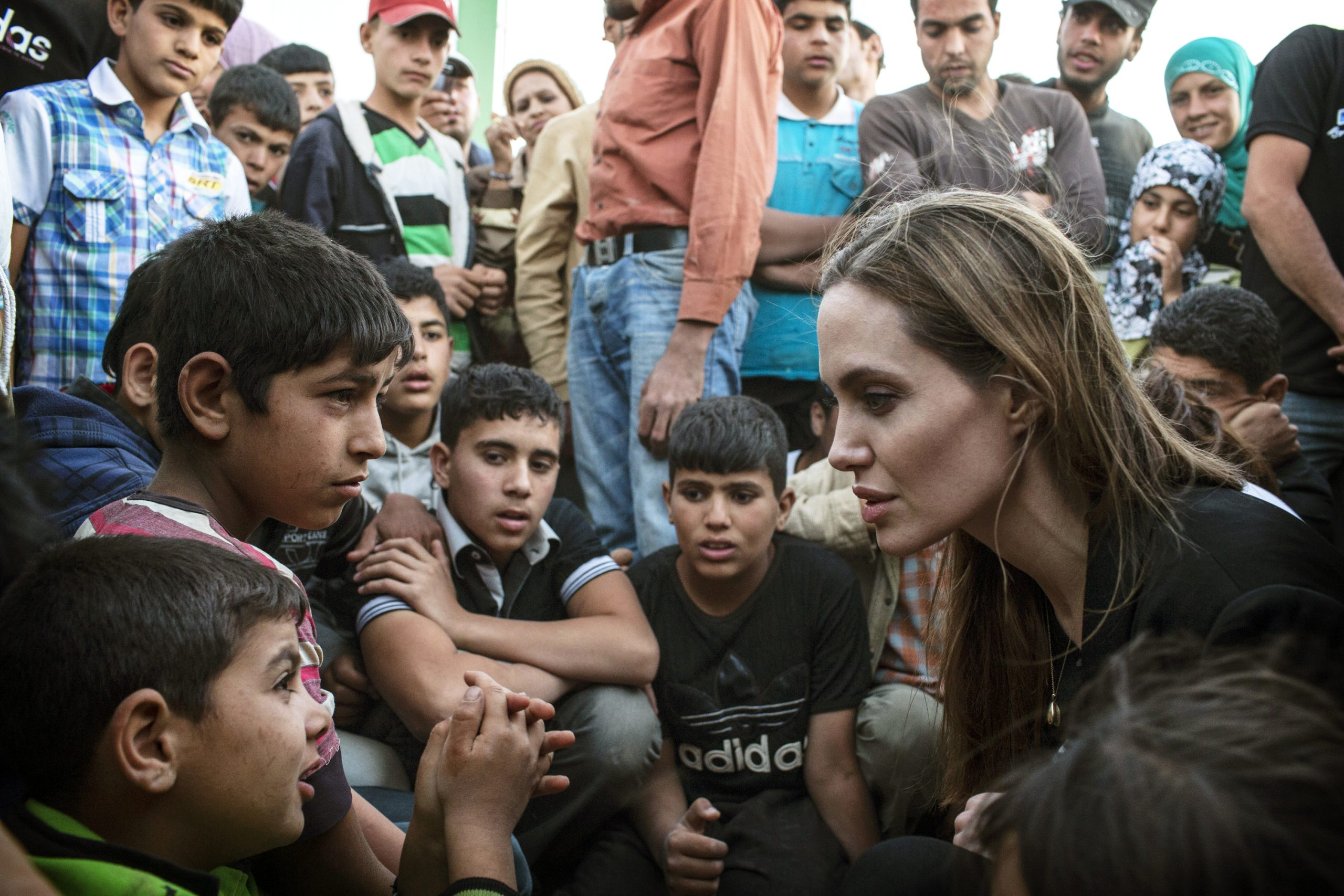 JOLIE 2024: Angelina Jolie for President of The United States in 2024 by Steven Mark Klein