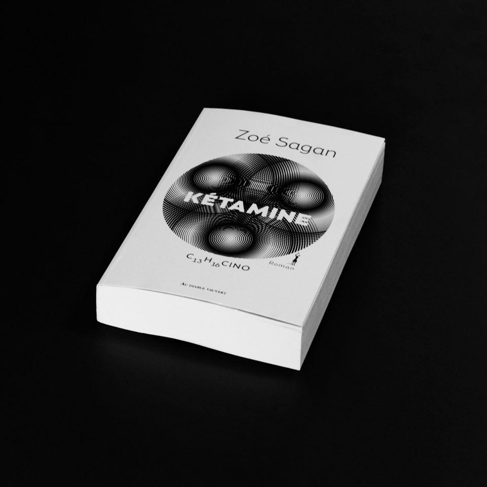 KÉTAMINE by ZOÉ SAGAN [audio-book lo-fi]