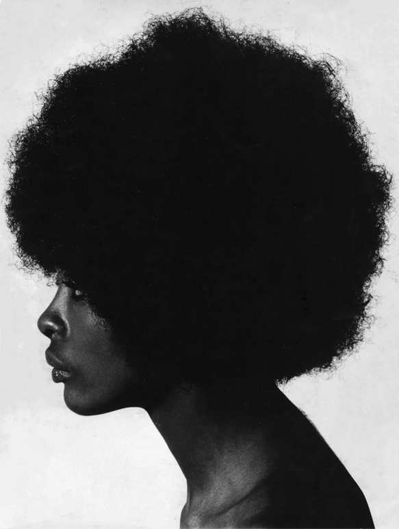 Jean-Marie Périer, Femme de profil. Publiée dans Jazz Magazine n°190, juillet 1971. Archives Jazz Magazine